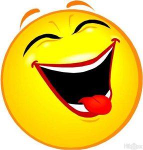 laugh face