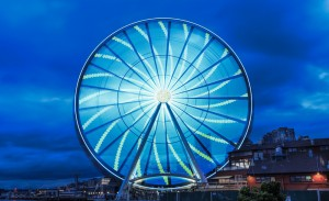 Seattle Big Wheel