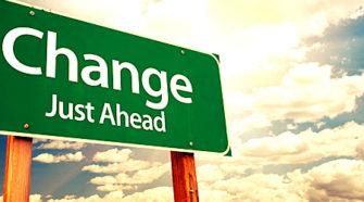 I'm changing